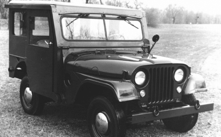 Jeep Dispatcher Jeep